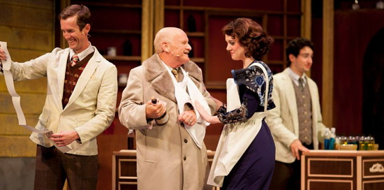 Theatre Review:  'She Loves Me' at Infinity Theatre Company