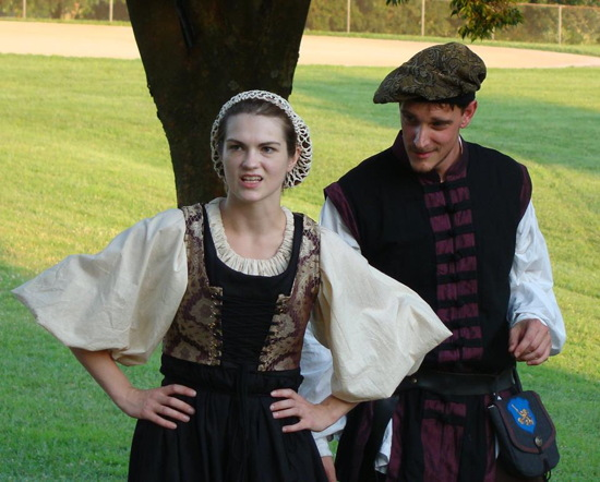 Theatre Review: 'The Taming of the Shrew' at Reisterstown Theatre Project