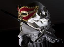 Violent Delights: A Shakespearean Brawl-esque Sideshow. Violent Delights photo, courtesy of Jay Henry.