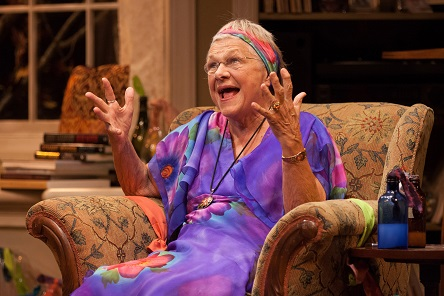 Theatre Review: 'The Velocity of Autumn' at Arena Stage