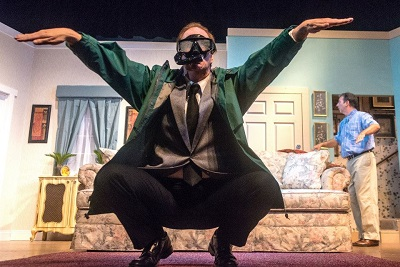 Theatre Review: 'Agnes under the Big Top' at Forum Theatre in residence at Round House Theatre Silver Spring