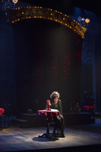 Natascia Diaz as Mariana. Photo by Scott Suchman.