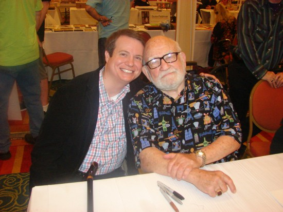 News: MD Theatre Guide Interviews Ed Asner