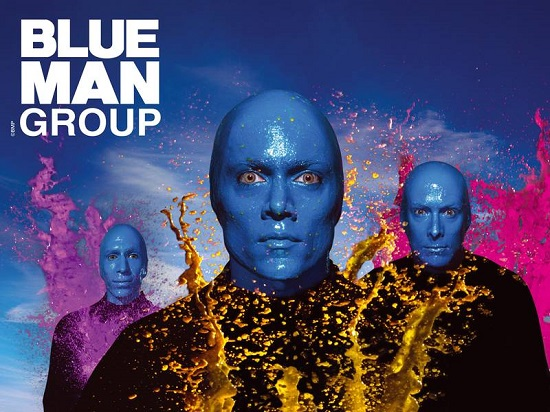 News: The Long Running Productions of Boston's Historic Charles Playhouse Part Two: Blue Man Group
