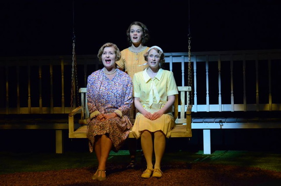 Theatre Review: 'A Young Lady of Property' at Rep Stage