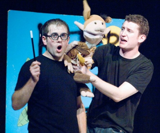 Theatre Review: 'Animal Crackers' at Center Stage