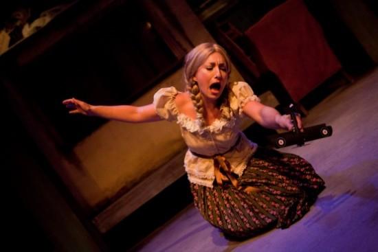 Theatre Review: 'Red Speedo' at Studio Theatre