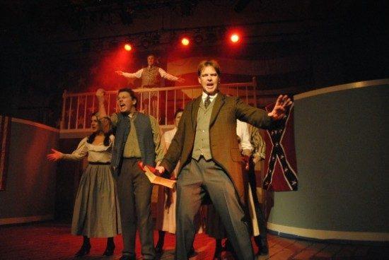 Theatre Review: 'Parade' at Kensington Arts Theatre