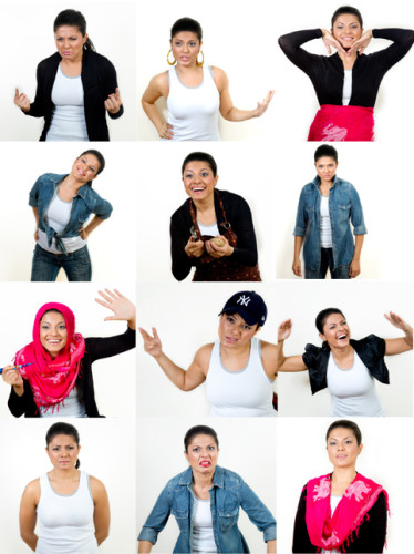 The many faces of Qurrat Ann Kadwani in 'They Call Me Q.'