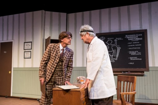 Theatre Review: 'The Sunshine Boys' at Keegan Theatre