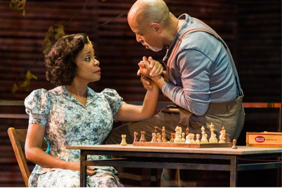 Theatre Review: 'Romeo & Juliet' at Folger Theatre