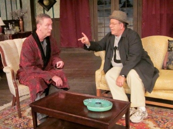 Theatre Review: 'God's Favorite' by The Montgomery Playhouse at The Arts Barn