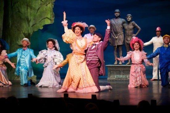 The cast of 'Mary Poppins.' Photo by J. Urdaneta Photography.