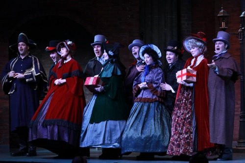 Theatre Review: 'A Christmas Carol' at Dutch Apple Dinner Theatre in Lancaster, PA | Maryland ...