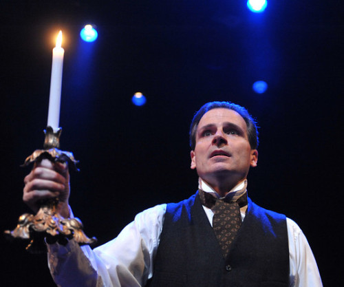 A Christmas Carol Ghosts.Theatre Review A Christmas Carol A Ghost Story Of