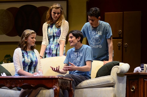 Cappies Review: 'Figments' at Albert Einstein High School