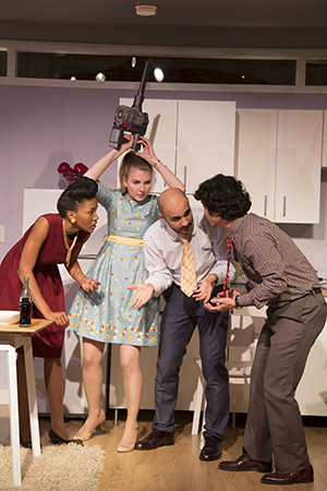 Cabaret Review: 'Matt Conner Christmas' at Signature Theatre