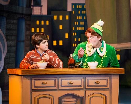 Theatre Review: 'An Irish Carol' at Keegan Theatre