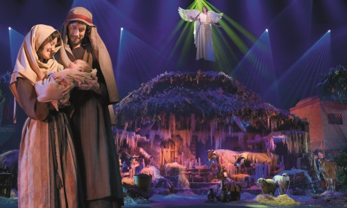 Sight And Sound Miracle Of Christmas.Theater Review Miracle Of Christmas At Sight And Sound
