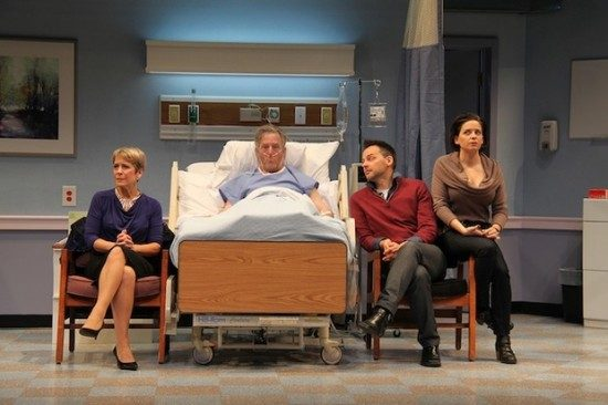 Theatre Review: 'The Lyons' at Round House Theatre, Bethesda