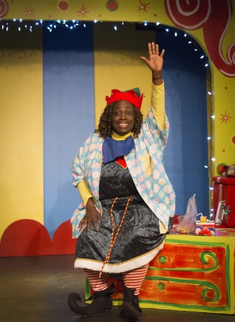Theatre Review: 'The Santaland Diaries' at Maryland Ensemble Theatre