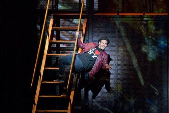 David R Gordon as Jimmy. Photo by Jeremy Daniel.