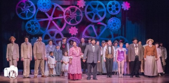 Cast of Ragtime.  Photo by Kx Photography.