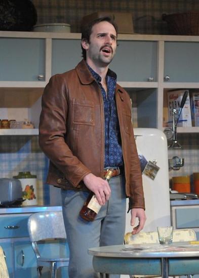 Danny Gavigan as Doc Porter. Photo by Stan Barouh.