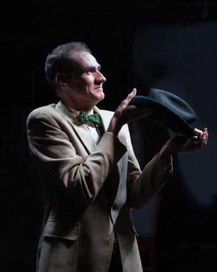 Elwood P. Dowd (Roy Hammond). Photo by Ken Stanek.
