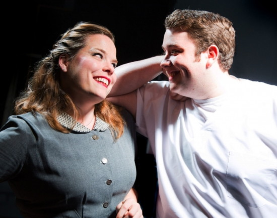 Theatre Review: 'A Steady Rain' by the Capital City Players at the Capitol Hill Arts Workshop