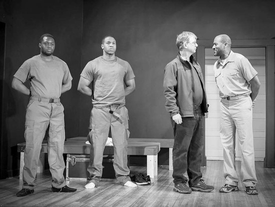 Theatre Review: 'A Soldier's Play' at 2nd Star Productions