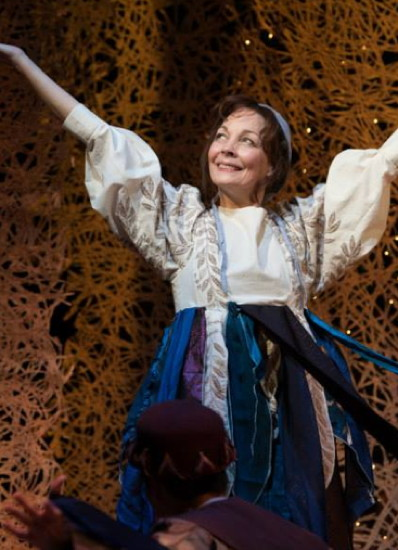 Kathryn Kelley as Mess. Photo provided by Imagination Stage.