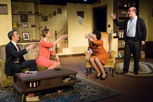 Theatre Review: 'Who's Afraid of Virginia Woolf' at Maryland Ensemble Theatre