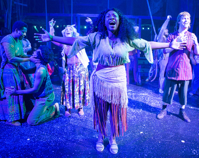 Theatre Review: 'Hair' at Keegan Theatre