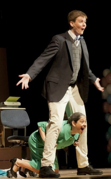 Cappies Review: 'The Pajama Game' at Connelly School of the Holy Child