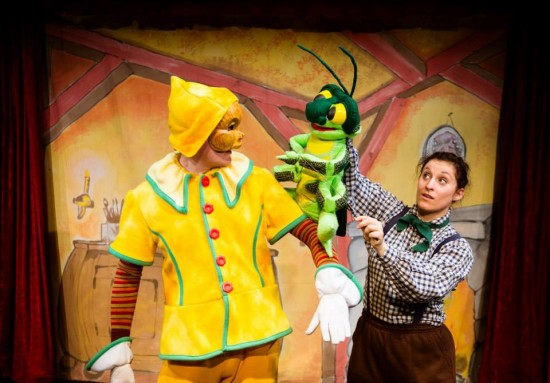 Theatre Review: 'Rupert' by the Melbourne Theatre Company at the Kennedy Center 2014 International Theater Festival