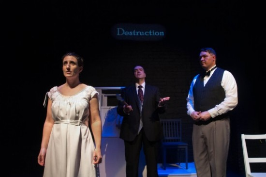 Theatre Review: 'Normal' by Molotov Theatre Group at DCAC