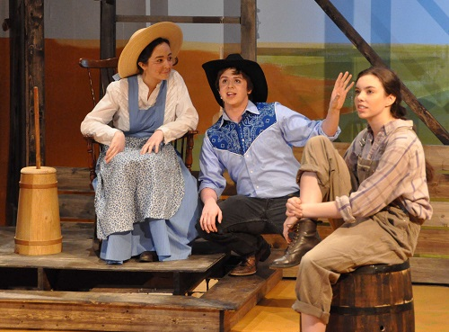 Cappies Review: 'Oklahoma!' at St. Andrew's Episcopal School