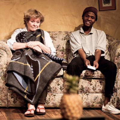 Theatre Review: 'Solomon and Marion' by Baxter Theatre Centre (South Africa) at Kennedy Center's 2014 International Theatre Festival