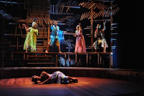 Theatre News: Jewish Community Center of Northern Virginia Presents the World Premiere of 'Cinder-Rachella'