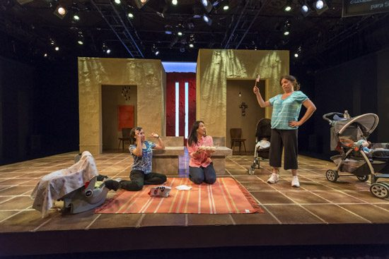 Theatre Review: 'Vanya and Sonia and Masha and Spike' at Center Stage