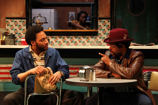 Theatre Review: 'Two Trains Running' at Round House Theatre, Bethesda, MD