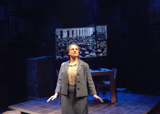 Theatre Review: 'Golda's Balcony' at Theater J