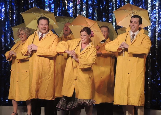 Theatre Review: 'Singin' in the Rain' at Way Off Broadway Dinner Theatre
