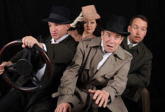 Theatre Review: 'The 39 Steps' at Dignity Players