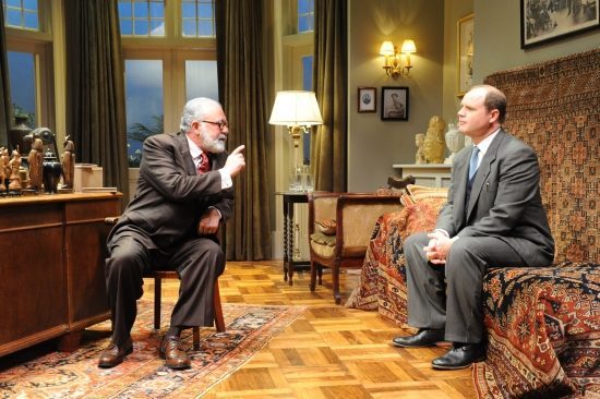 Theatre Review: 'Freud's Last Session' at Theater J