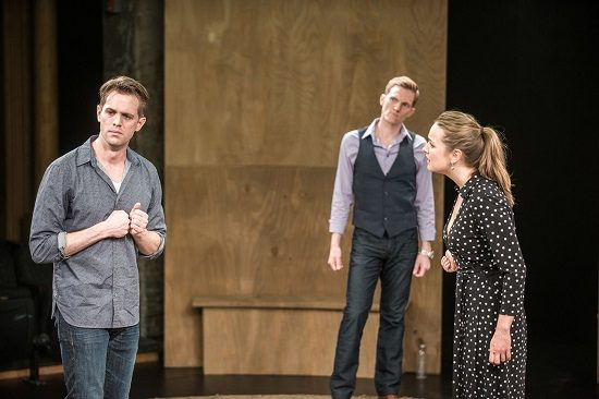 Theatre Review: 'Things You Shouldn't Say Past Midnight' at Keegan Theatre