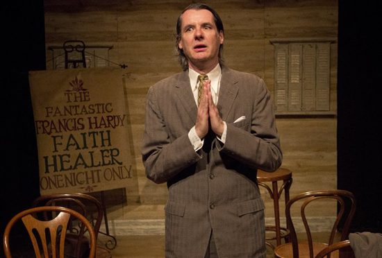 Theater Review: 'Faith Healer' by the Quotidian Theatre Company at the Writers Center