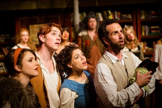 Theatre Review: 'Three Men In a Boat (to say nothing of the dog)' at Synetic Theater