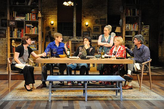 Theatre Review: 'Tribes' at Everyman Theatre